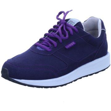 Lunge Outdoor Schuh blau
