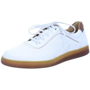 Ganter Komfort Schnürschuh weiß