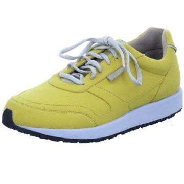 Lunge Walking gelb