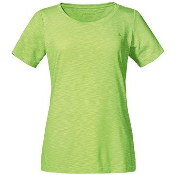 Schöffel T-ShirtsT SHIRT VERVIERS2 - 2011946 23066 grün