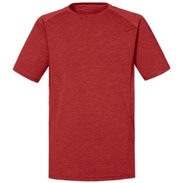 Schöffel T-ShirtsT SHIRT BOISE2 M - 2022884 23197 rot
