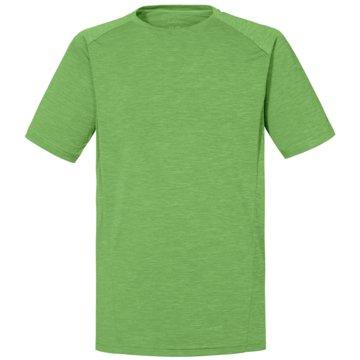 Schöffel T-ShirtsT SHIRT BOISE2 M - 2022884 23197 grün