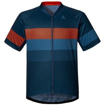 Schöffel FahrradtrikotsSHIRT VERTINE M - 5023238 23578 blau