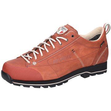 Dolomite Outdoor Schuh54 Low FG GTX rot