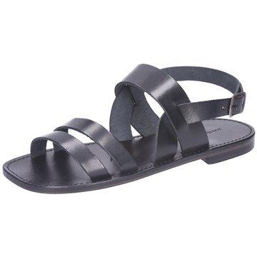 Q.elle Sandale schwarz
