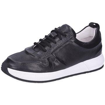 Only A Shoes Sportlicher Schnürschuh schwarz