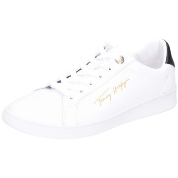 Tommy Hilfiger SneakerCourt Sneaker weiß