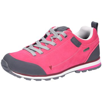 CMP WanderhalbschuheELETTRA LOW WMN HIKING SHOE WP - 38Q4616 pink