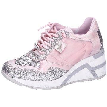 Cetti Sneaker Wedges rosa
