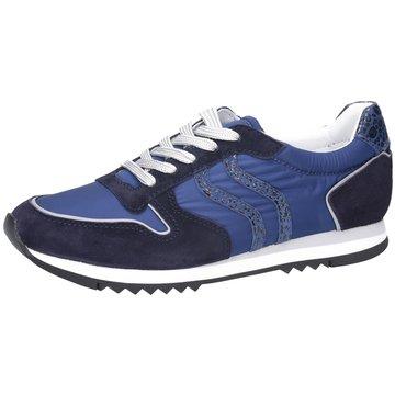 Maripé Sneaker Low blau