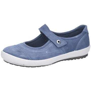 Legero Komfort Slipper blau