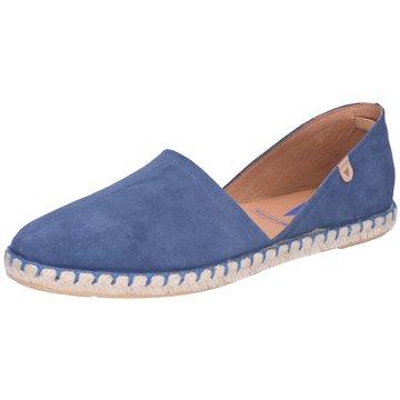 Verbenas Espadrilles Sandalen blau