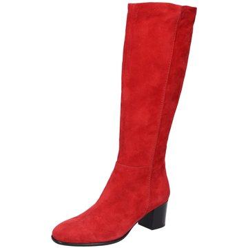 Lamica Klassischer Stiefel rot