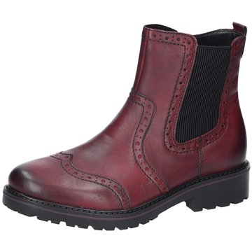 Remonte Chelsea BootR65 rot