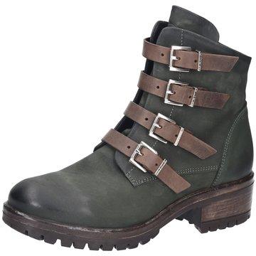 MACA Kitzbühel Biker Boot grün