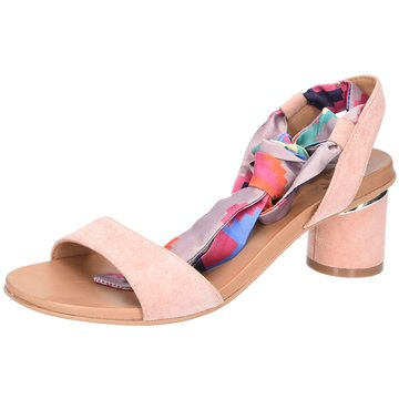 La Femme Plus Top Trends Sandaletten rosa
