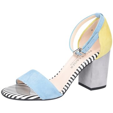 Peter Kaiser Top Trends Sandaletten blau