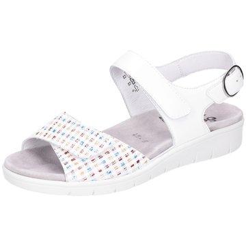 Semler Offene SchuheDunja weiß