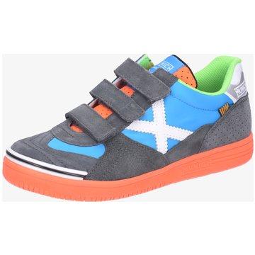 Munich Sneaker Low blau
