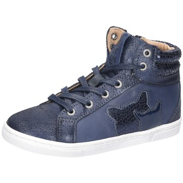 TelYoh Sneaker High blau
