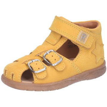Richter Sandale gelb