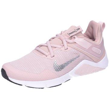 Nike Sportlicher Slipper rosa