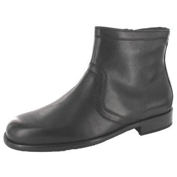 Sioux Komfort Stiefelette schwarz