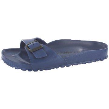 Birkenstock Pool SlidesMadrid blau
