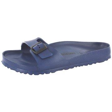 Birkenstock PantoletteMadrid blau