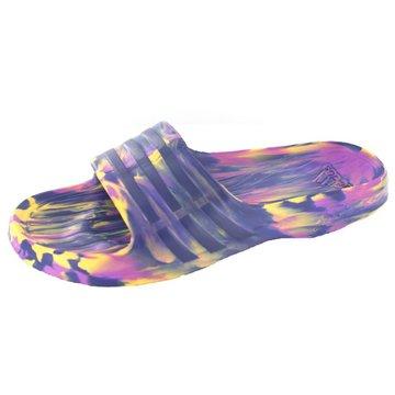 adidas Badelatsche lila