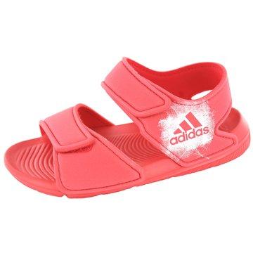 adidas Kleinkinder MädchenAltaSwim C rot