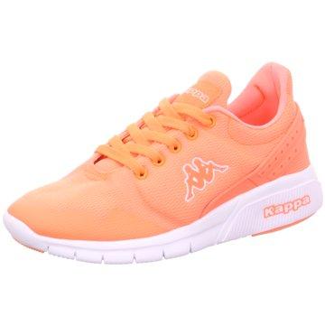 Kappa Sneaker Low orange