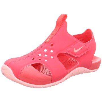 Nike Offene Schuhe pink