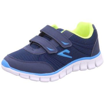 Hengst Footwear Klettschuh blau