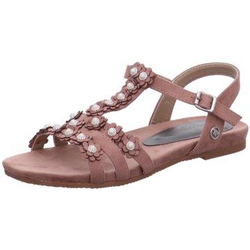 Tom Tailor Sandale rosa