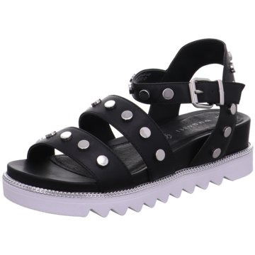 Bugatti Top Trends Sandaletten schwarz