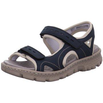 Rieker Offene Schuhe -