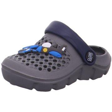 Hengst Footwear Pantolette grau