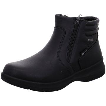 Hengst Footwear Komfort Stiefel schwarz