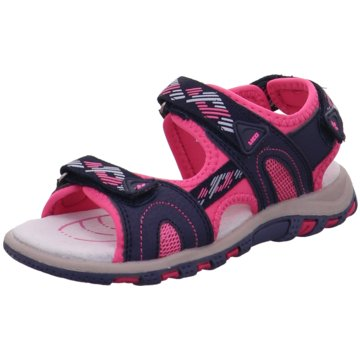 Lico Offene Schuhe pink