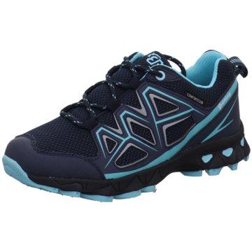 Brütting Sneaker LowPower blau