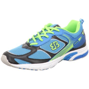 Geka Natural Running blau