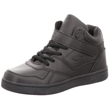 KangaROOS Sneaker HighSkyline Kids schwarz