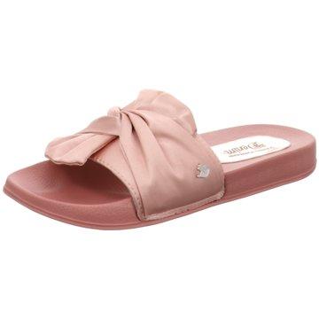 Tom Tailor Pool Slides rosa