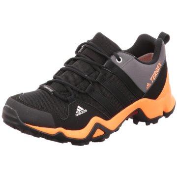 adidas Wander- & Bergschuh schwarz