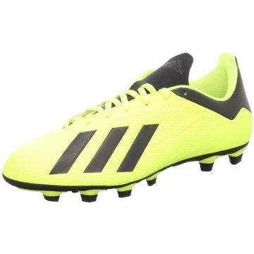 adidas Nocken-Sohle gelb