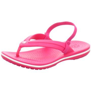 CROCS WassersportschuhCrocb. Strap Flip K pink