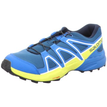 Salomon Running blau