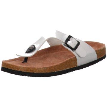 Hengst Footwear Zehentrenner weiß