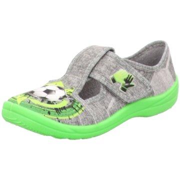 Fischer Schuhe Klettschuh grau
